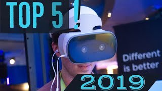 TOP 5: Best VR Headset in 2019