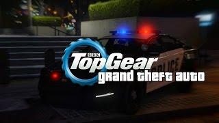 GTA 5   Top Gear   FBI Car Challenge