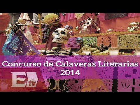 Convocan al primer concurso de Calavera Literaria en Iztapalapa / Titulares de la noche