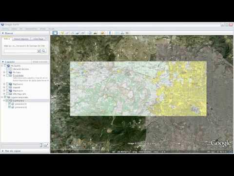 como subir mapas de google a un gps oregon, colorado ó dakota   PARTE 02