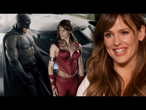 Batman vs Elektra: Jennifer Garner Reveals Who'd Win In A Fight