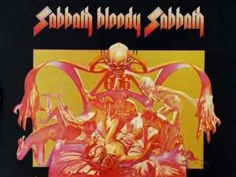 Black Sabbath - Sabbra Cadabra