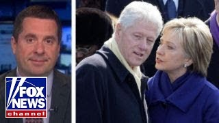Nunes: No one interested in Clintons-Russia collusion