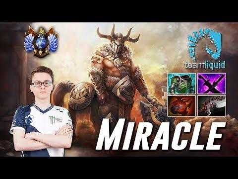 Miracle Centaur Warrunner Gameplay Dota 2