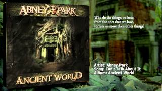 Watch Abney Park Cant Talk About It video