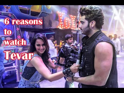 6 reasons to watch the Arjun Kapoor and Sonakshi Sinha starrer Tevar - TOI