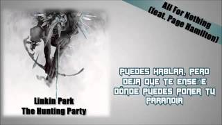 Linkin Park   All For Nothing feat  Page Hamilton Sub Español