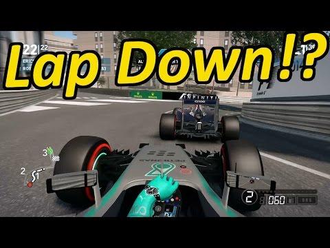 The Lap Down Challenge: F1 2014 Nico Rosberg - Monaco