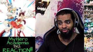 "My Hero Academia 3x2 REACTION/REVIEW!!!! "" Wild, Wild Pussycats """