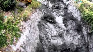 [stabilzed] [LONG VERSION] debris flow - 22 août 2011 - Crue torrentielle à Saint Julien Montdenis