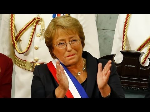 Michelle Bachelet asume su segundo término como Presidenta de Chile -- Exclusivo Online
