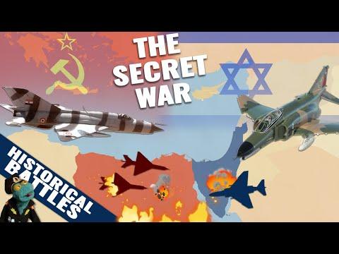 The Secret War: When Israel fought the Soviet Union