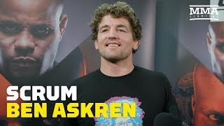 Ben Askren Says Conor McGregor Won't Fight Him, Because His Style 'Steals Your Manhood'