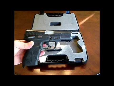 Taurus PT 24/7 G2 9mm Quick Review / Disassembly / Reassembly