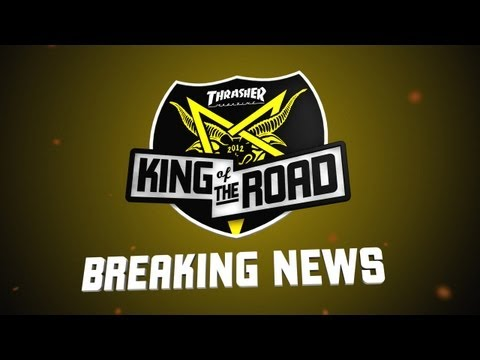 King Of The Road 2012: Teams Announced