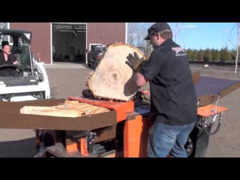 Tempest Wood Splitter: EF-4 Trailer Unit