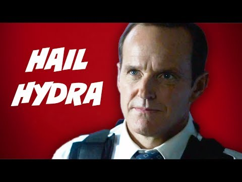 Agents Of SHIELD Episode 17 - Captain America Winter Soldier Crossover