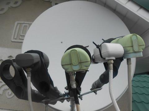 Настройка спутника Thor 0.8W