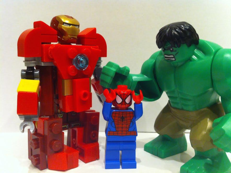 hulk vs hulkbuster lego - Movie Search Engine at Search.com