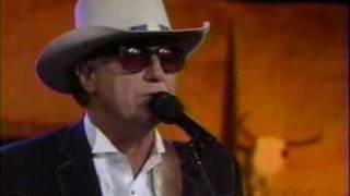 Watch Jerry Jeff Walker Man With The Big Hat video