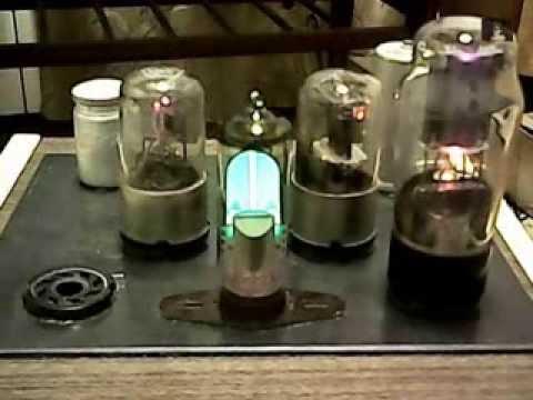 Ламповый усилитель Подключение