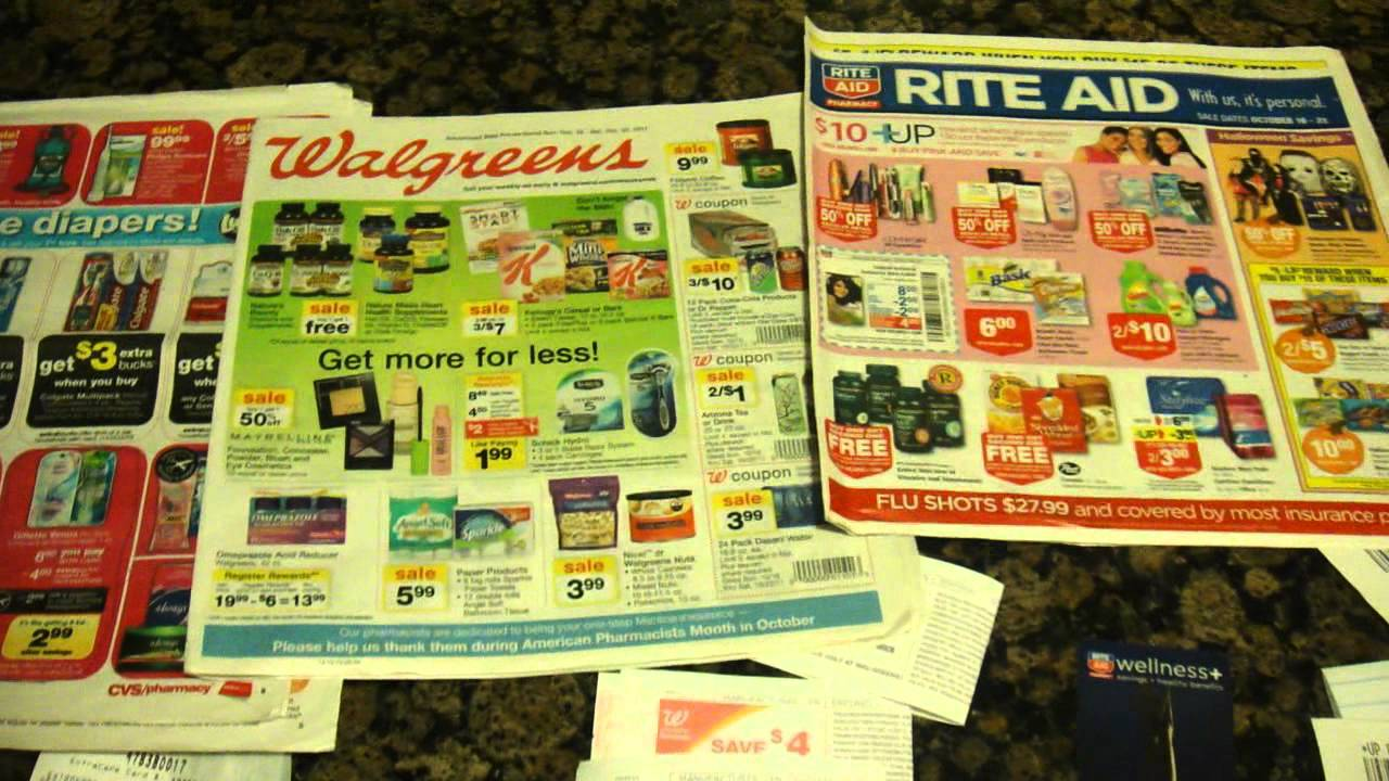 Couponing videos 2018