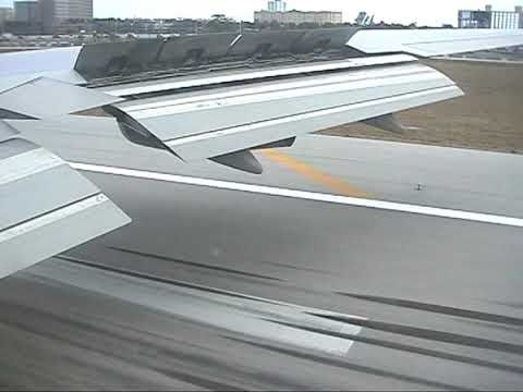 Take Off London Heathrow, Landing Miami Florida - British Airways B747 Flight