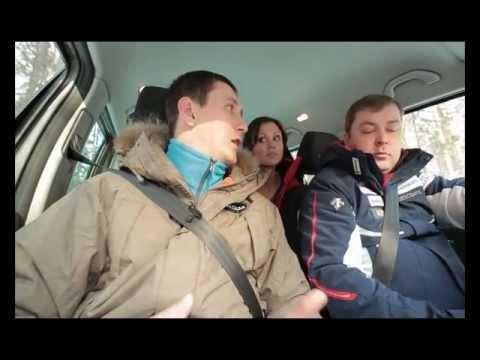 Тест-драйв Skoda Yeti от АВТО-ВЕСТИ. Эфир 23.03.2013