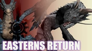 Easterns Return - The Marketplace NA - Dragon