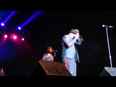 Bobby Brown - Roni (live)