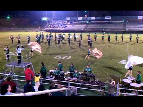 Murray county high school.band