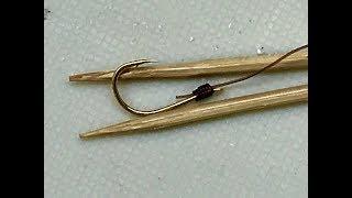 DIY Fishing Hacks - How To Tie Fishing Knots - Mẹo Vui Buộc Móc Nối Dây Câu