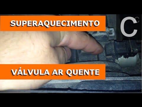 Dr CARRO Motor Fervendo e a Válvula do Ar Quente