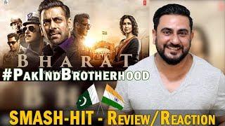 Reaction on BHARAT   Official Trailer   Salman Khan   Katrina Kaif