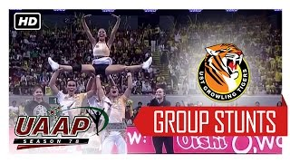 UAAP 78 CDC: UST Salinggawi Dance Troupe Group Stunts