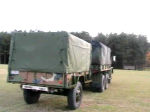 M105 Trailer finally the way I want it