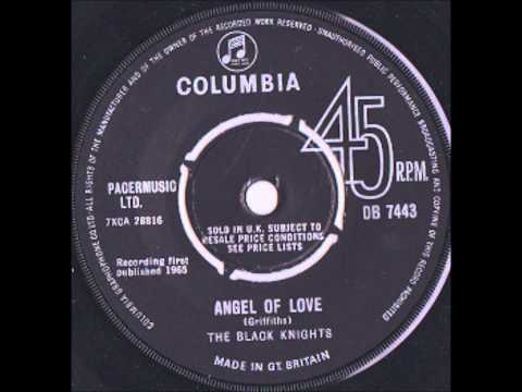 The Black Knights - Angel Of Love