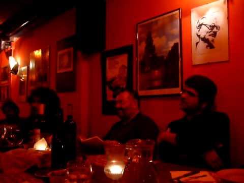Taverna Del Maltese Con Claudio Lolli A Cantare Borghesia video