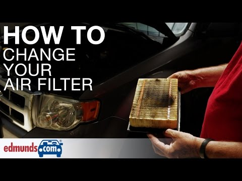 how to change crv fuel filter