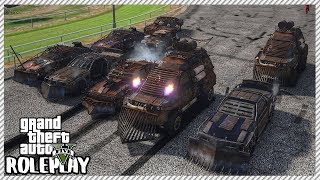 GTA 5 Roleplay - Death Demolition Derby Race | RedlineRP #203