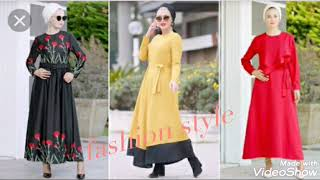 #1 tendance /   Fashion style ( HIJAB) /