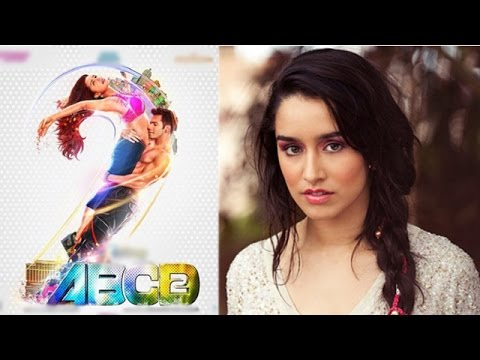 Shraddha Kapoor Angry Over 'abcd 2' Poster Leak | Exclusive video