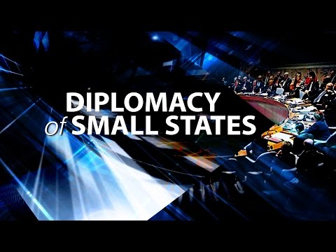 Diplomacy Of Small States | Perspectives | Channel NewsAsia Connect