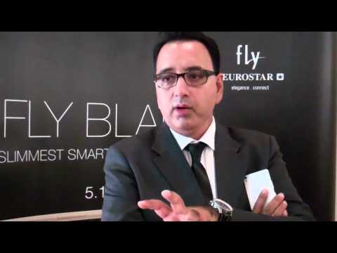 NITIN SOOD- MD of Fly MEA speaks to journalist WILLIAM FARIA