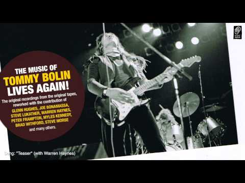 Thumbnail of video Tommy Bolin & Friends