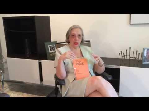 Alicia Freilich. Vieja verde. Entrevista