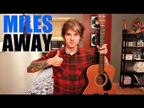 Memphis May Fire - Miles Away ft. Kellin Quinn (Acoustic Cover) by Janick Thibault
