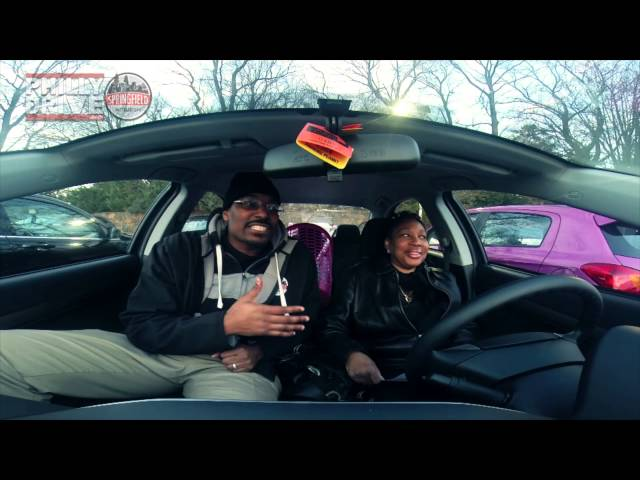 Philly Drive | 2014 Mitsubishi Lancer | Go Pro Test Drive | Philadelphia