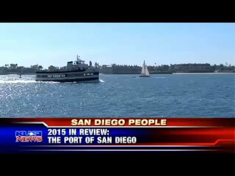 San Diego People Port Chairman Dan Malcolm KUSI News