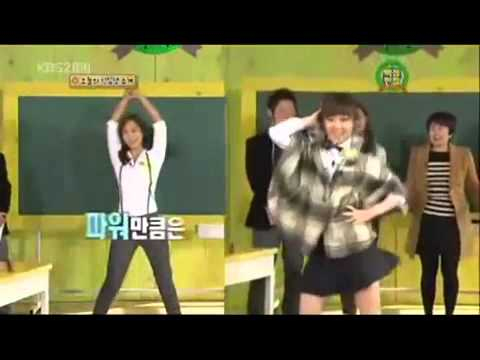Snsd Yuri Vs Miss A (min) Dance (hoot) video